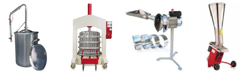 Medical plant processing